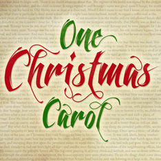 LOGO ONE CHRISTMAS CAROL
