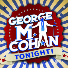 George M. Cohan Tonight Logo