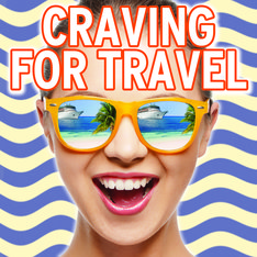 Craving For Travel Logo