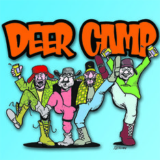 LOGO DEER CAMP
