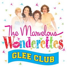 LOGO MARVELOUS WONDERETTES GLEE CLUB